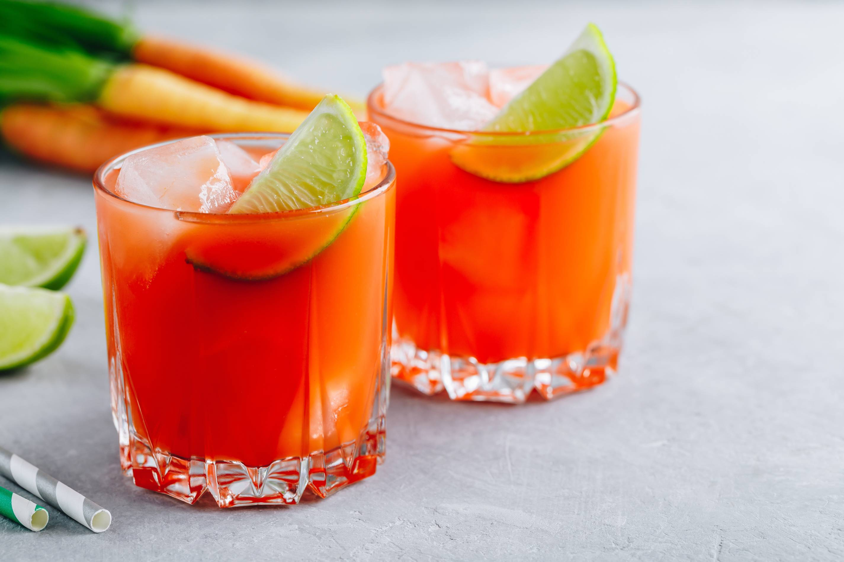 Carrot Ginger Margarita by Andrea Correale