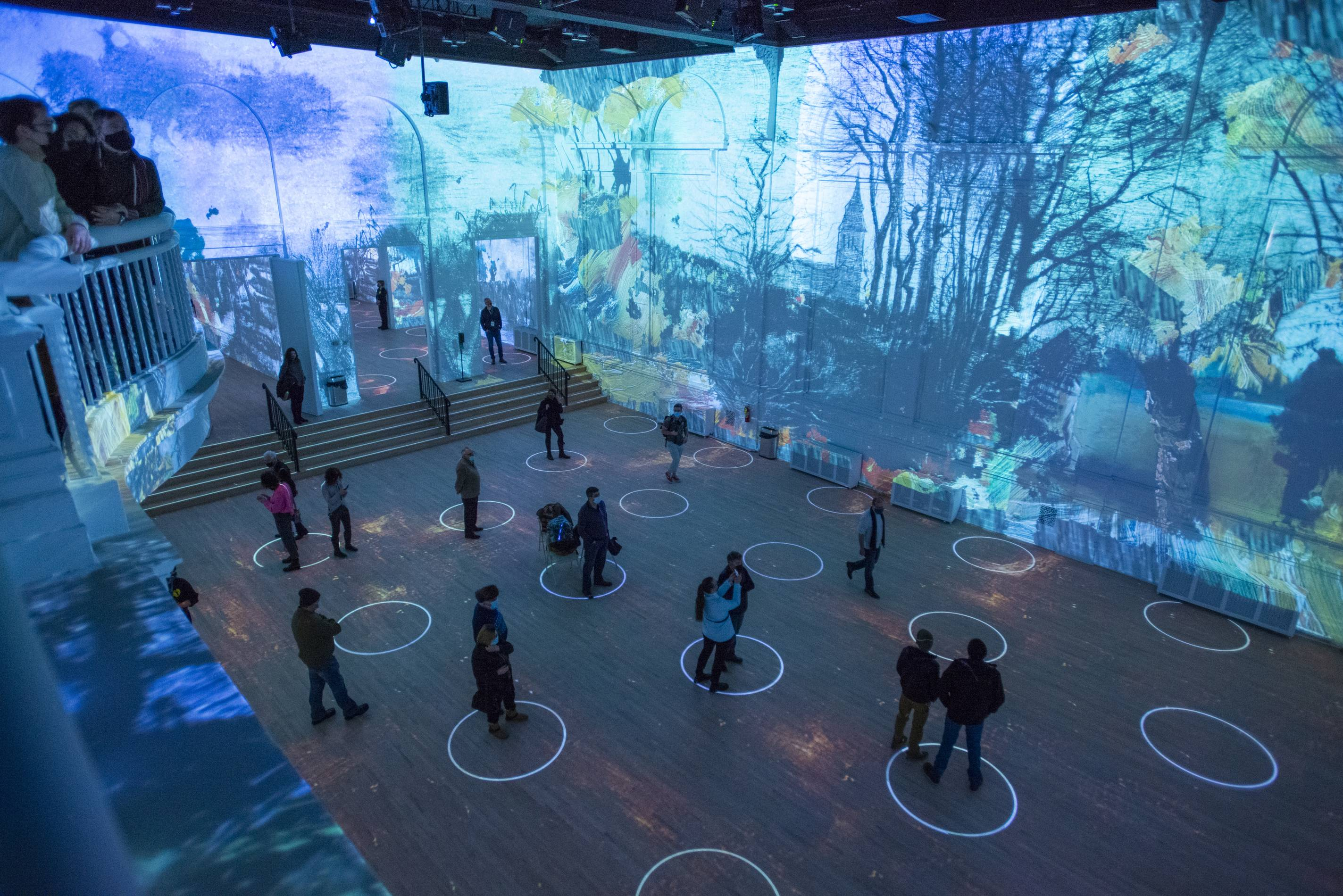 Immersive Van Gogh Chicago