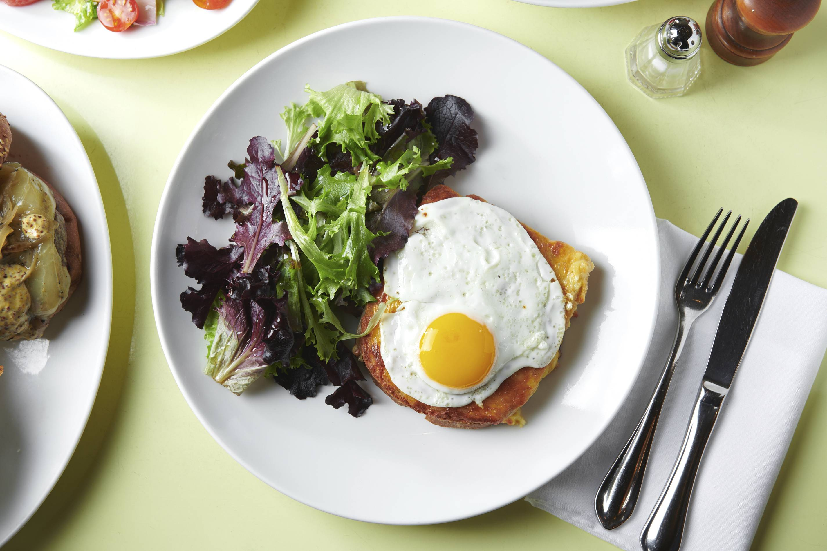Nice Matin's Croque Madame recipe