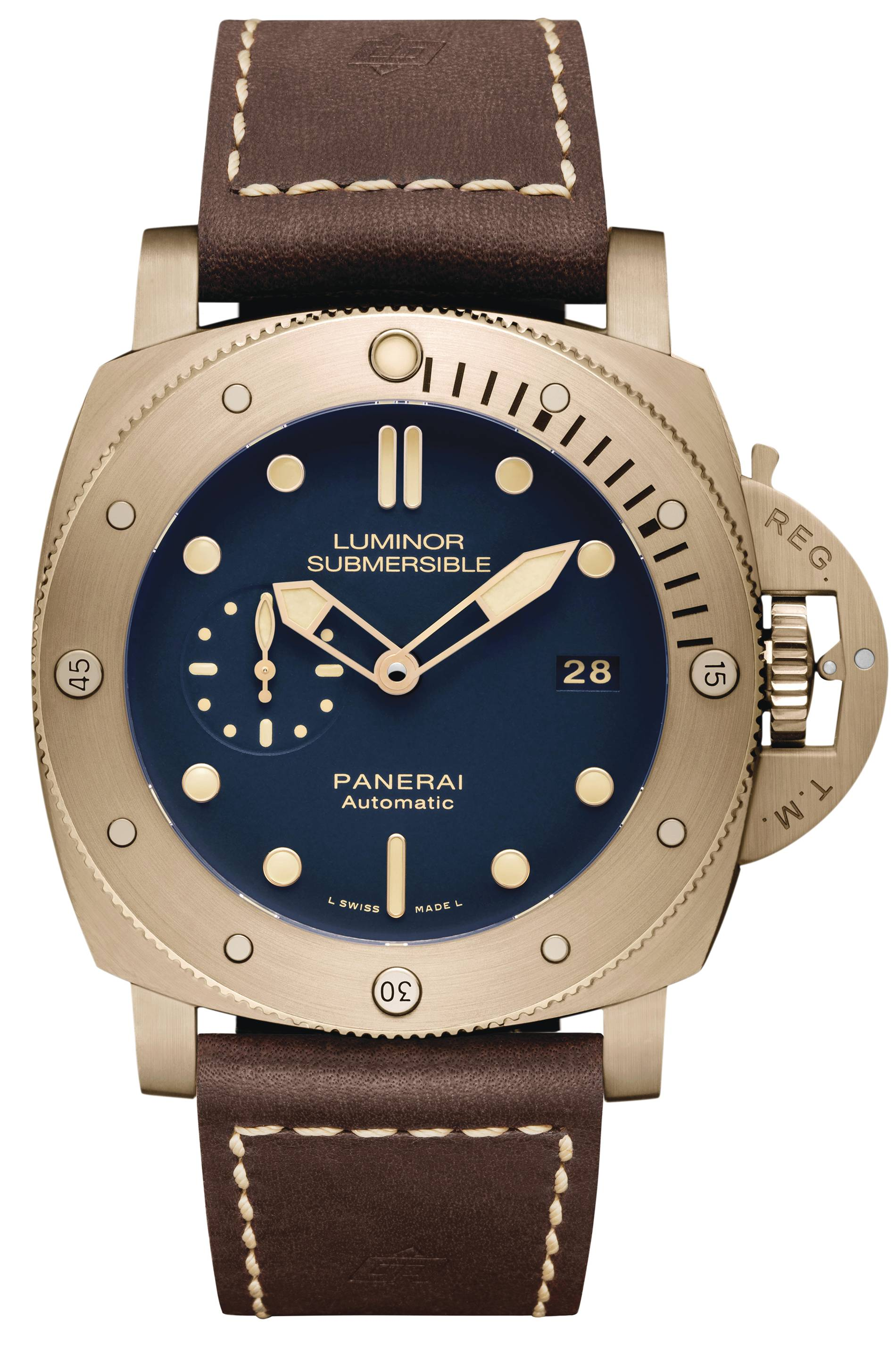 Panerai watch high res
