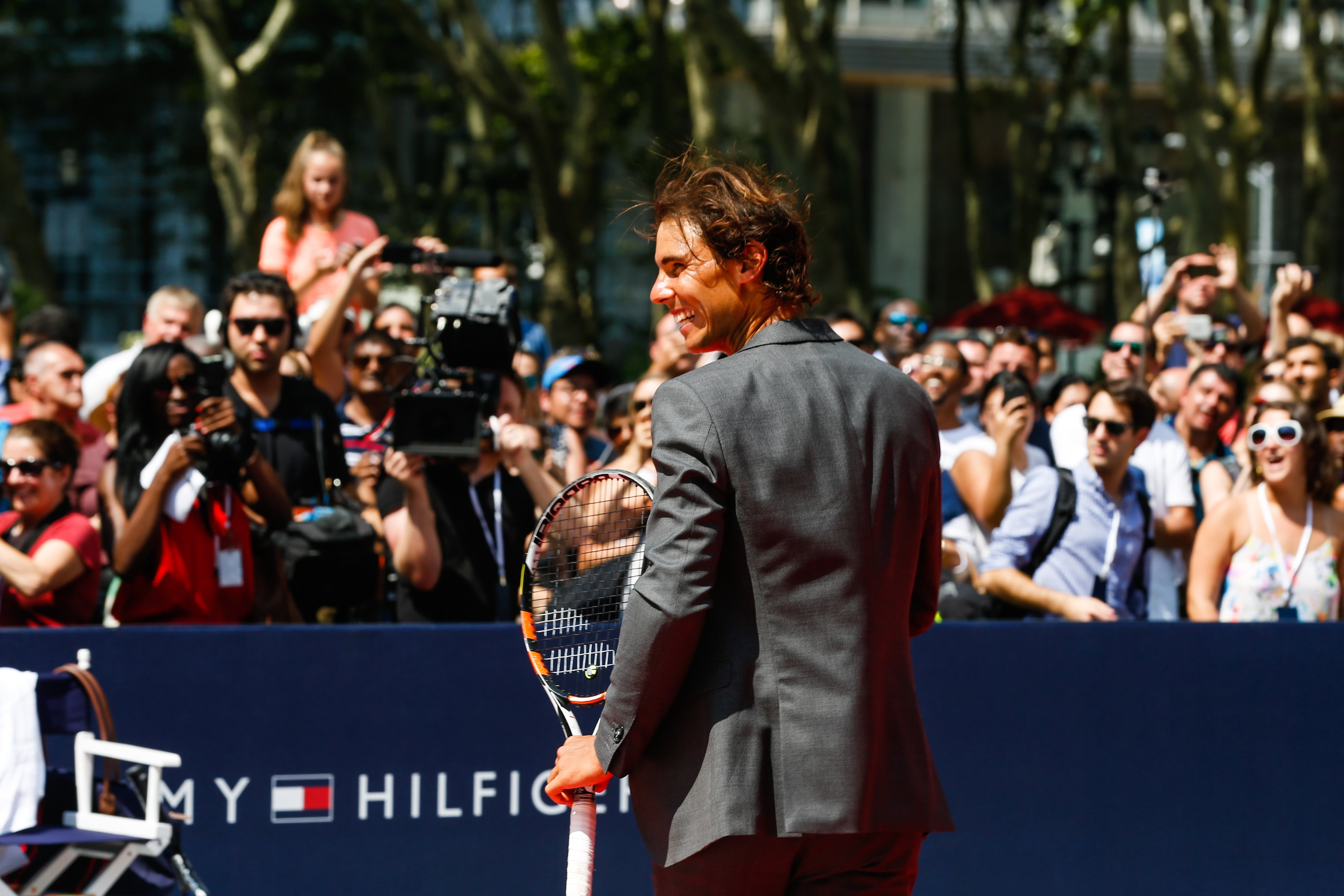 Rafael Nadal On His Us Open Preparation Most Iconic Matches With Roger Federer