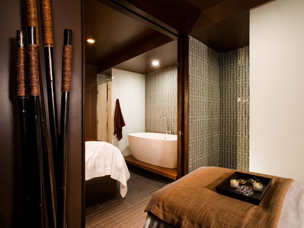 The Setai Spa Wall Street.