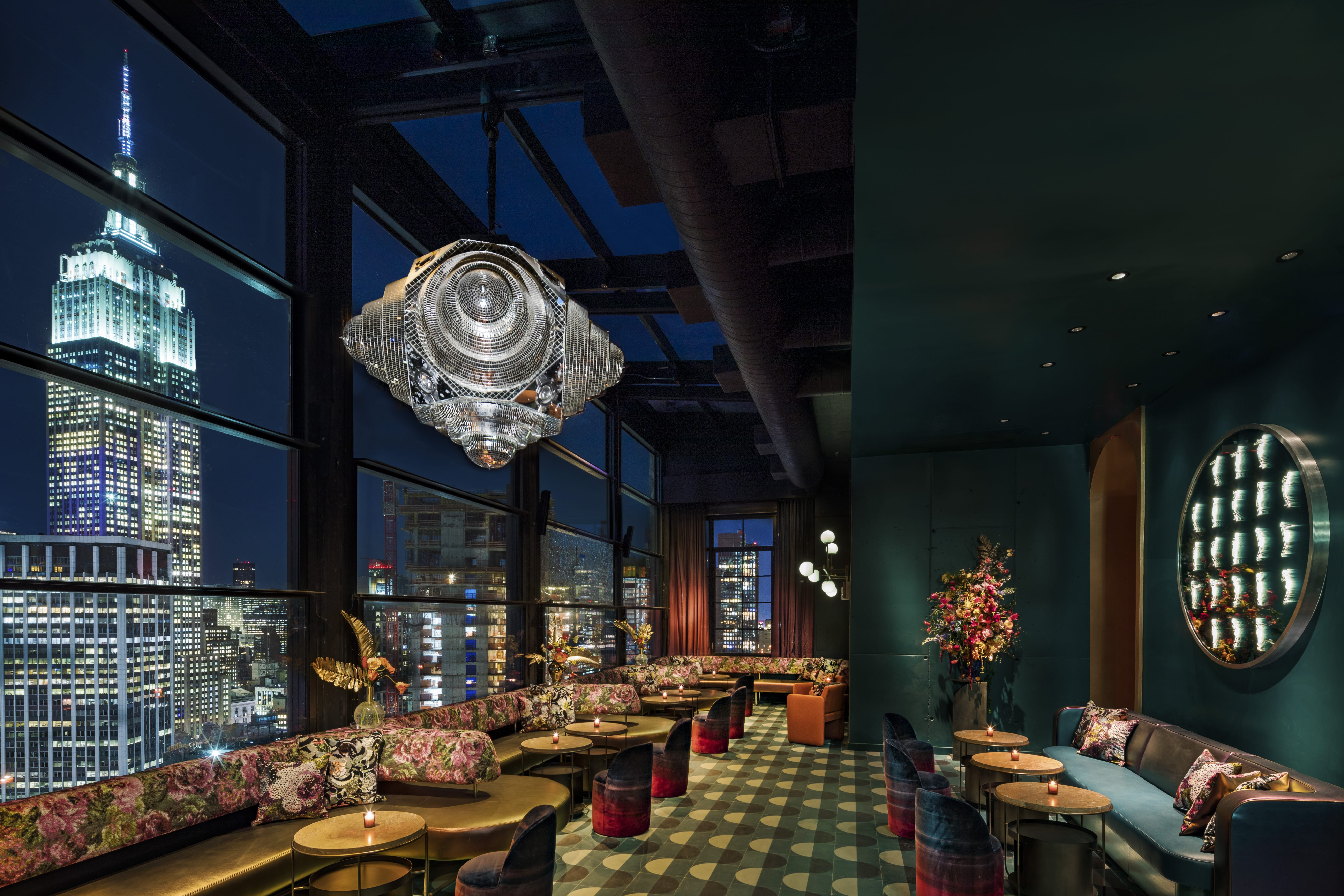 Nyc S Highest Rooftop Bar Opens This Week