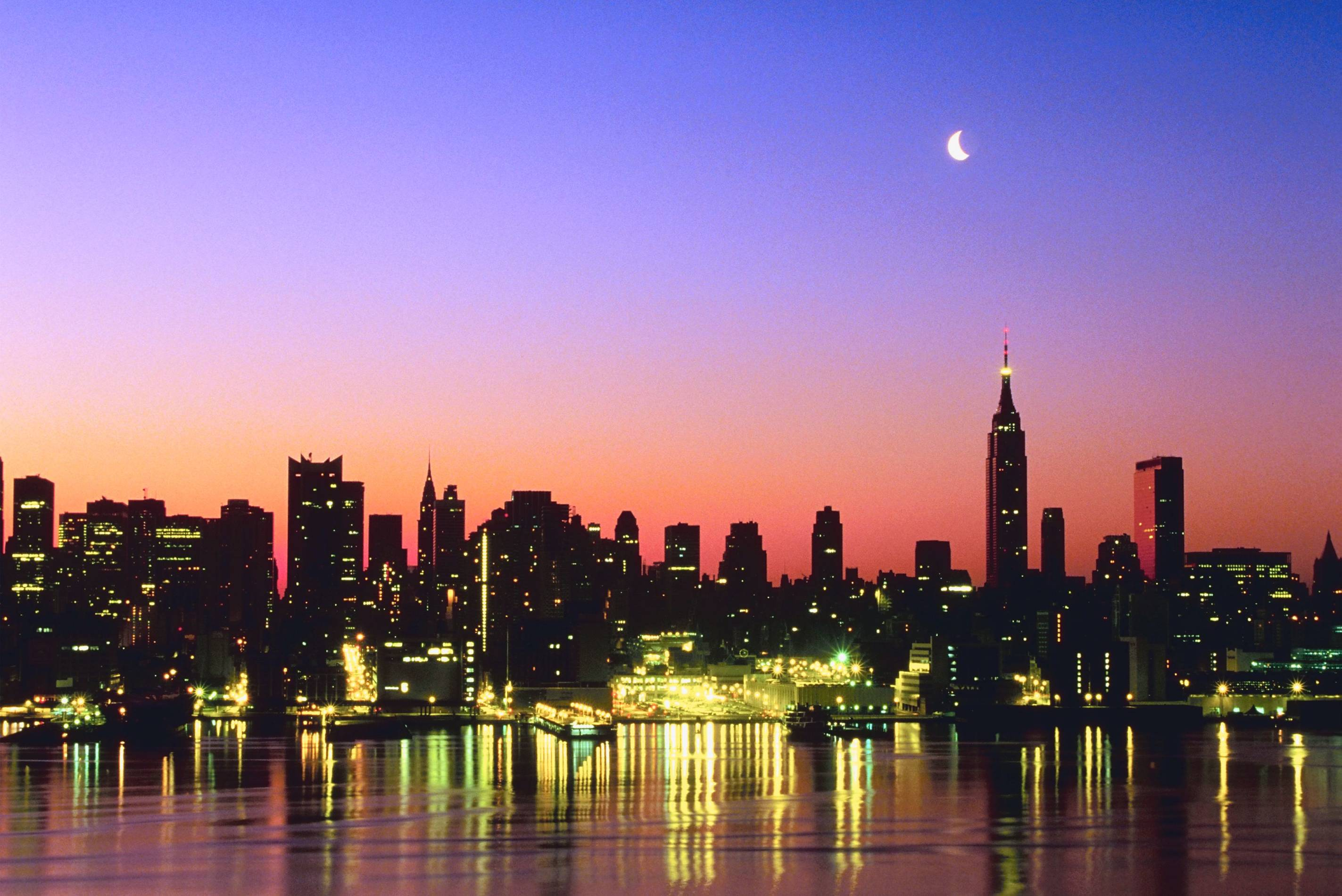 Where to Watch the Sunset in New York City