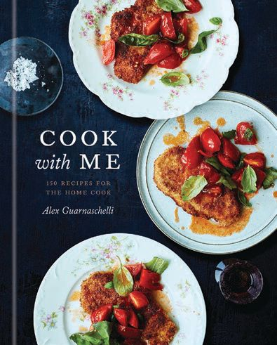 PHOTO BY JOHNNY MILLER ©2020. REPRINTED WITH PERMISSION FROM COOK WITH ME: 150 RECIPES FOR THE HOME COOK BY ALEX GUARNASCHELLI, ©2020. PUBLISHED BY CLARKSON POTTER/PUBLISHERS, AN IMPRINT OF PENGUIN RANDOM HOUSE.