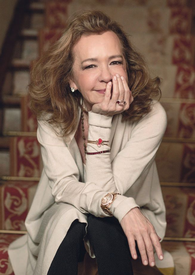 Chopard's co-president and artistic director, Caroline Scheufele PHOTO COURTESY OF BRAND