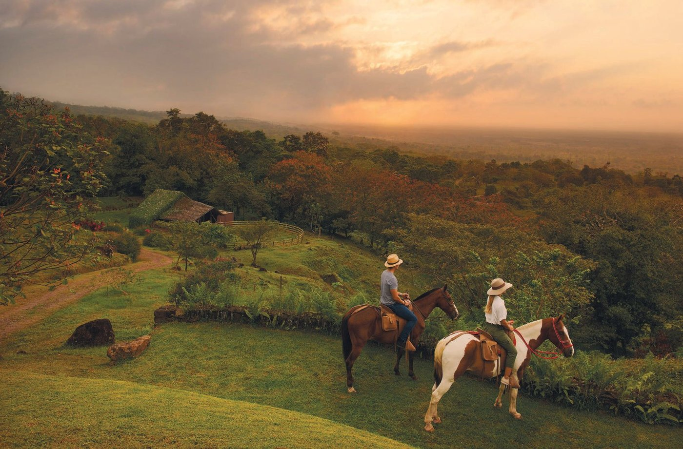 Costa Rica's Origins Lodge, which sits high in the jungle, offers countless activities PHOTO COURTESY OF ORIGINS LODGE