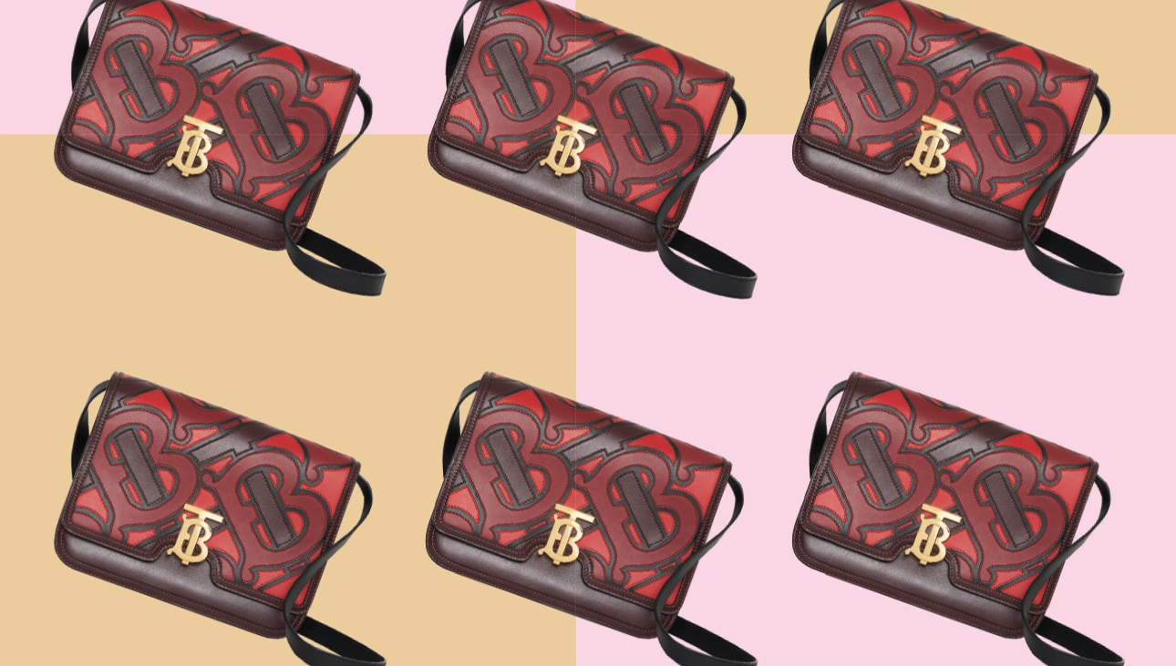 Riccardo Tisci Breathes New Life into Burberry with the TB Bag