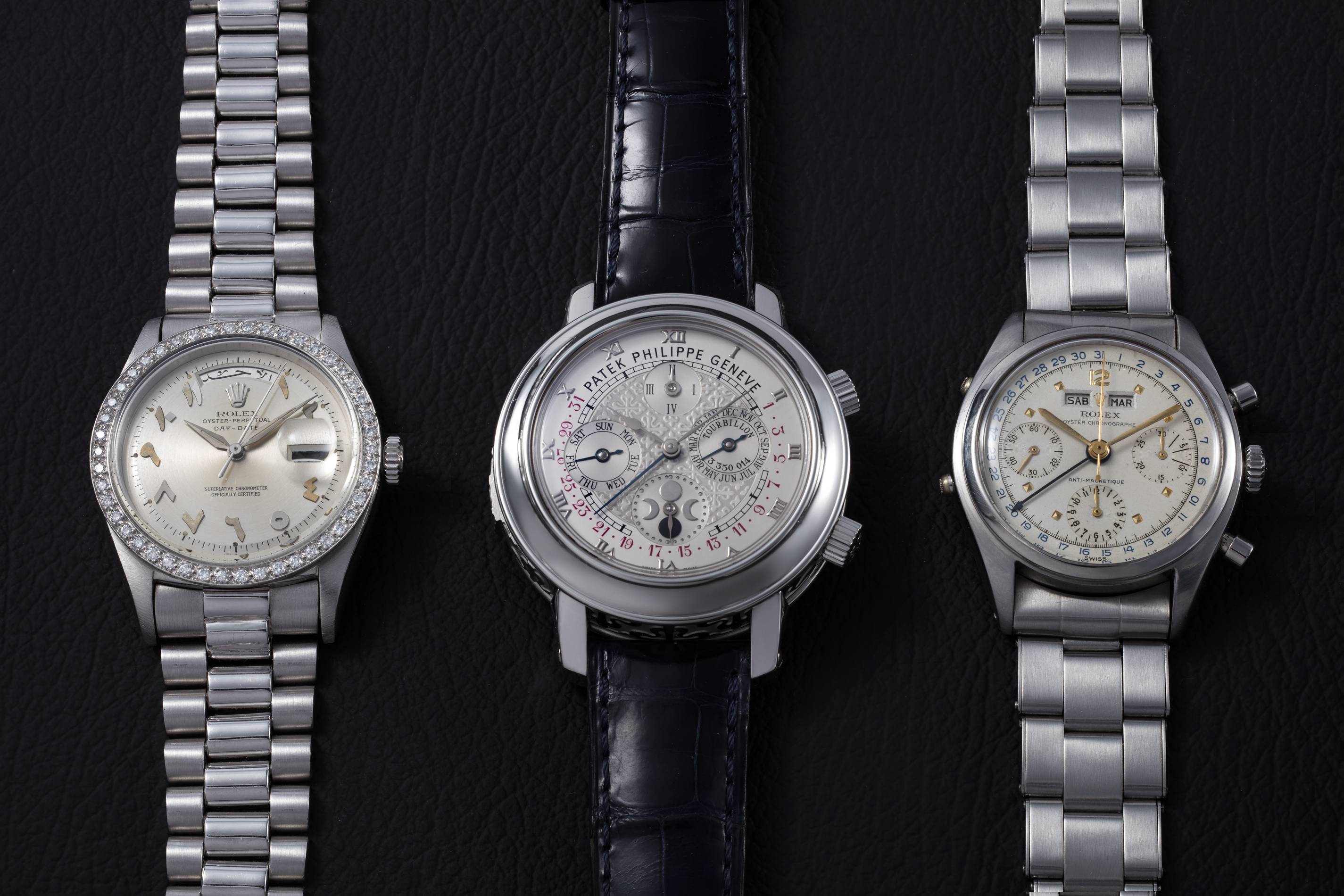 Christie's watch auctions are online in 2021
