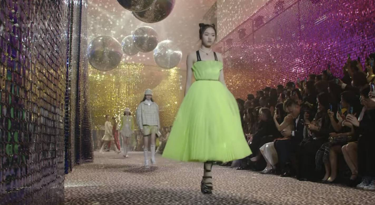 Dior's Shanghai Fashion Week Fall 2021 Collection