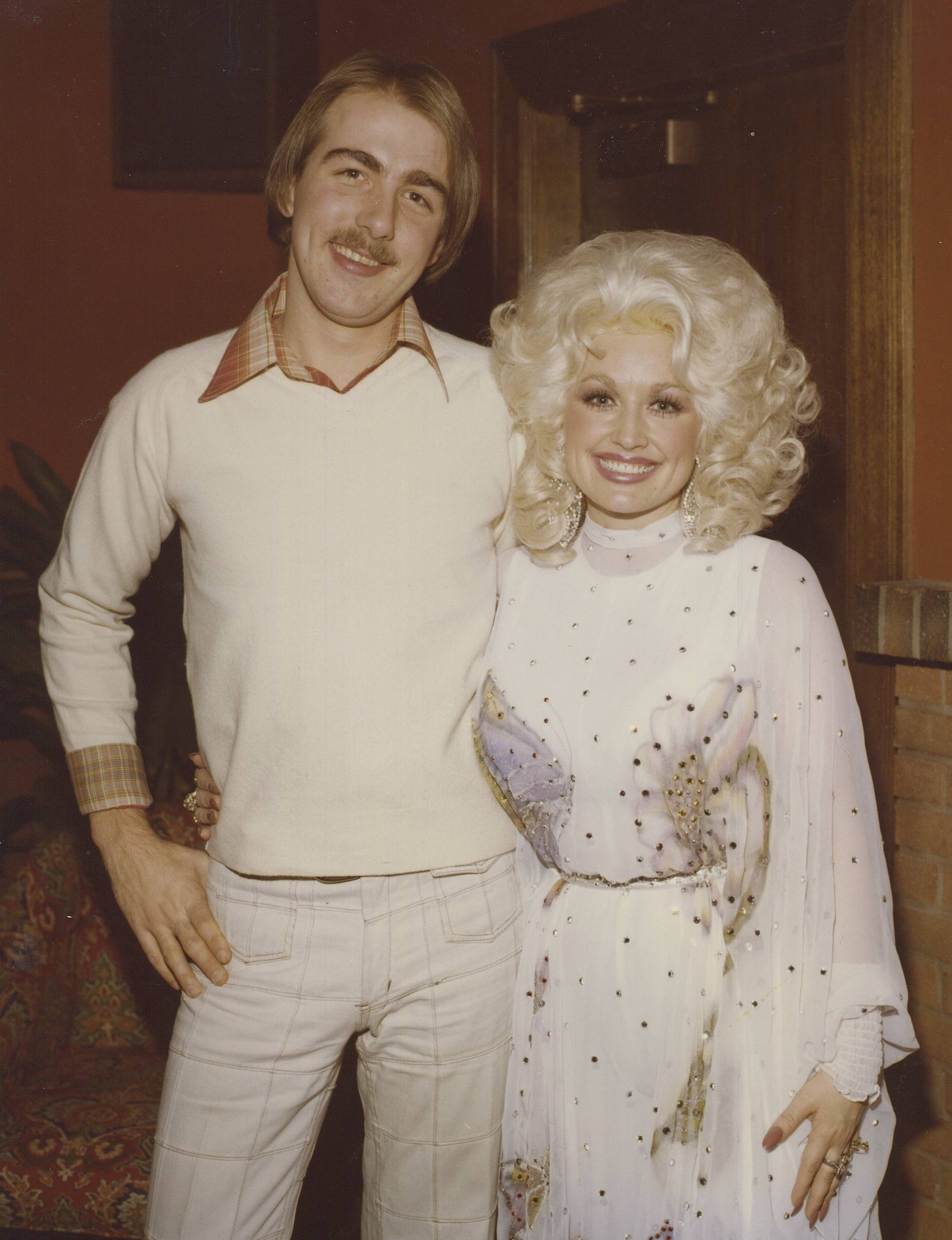 G. Brown and Dolly Parton