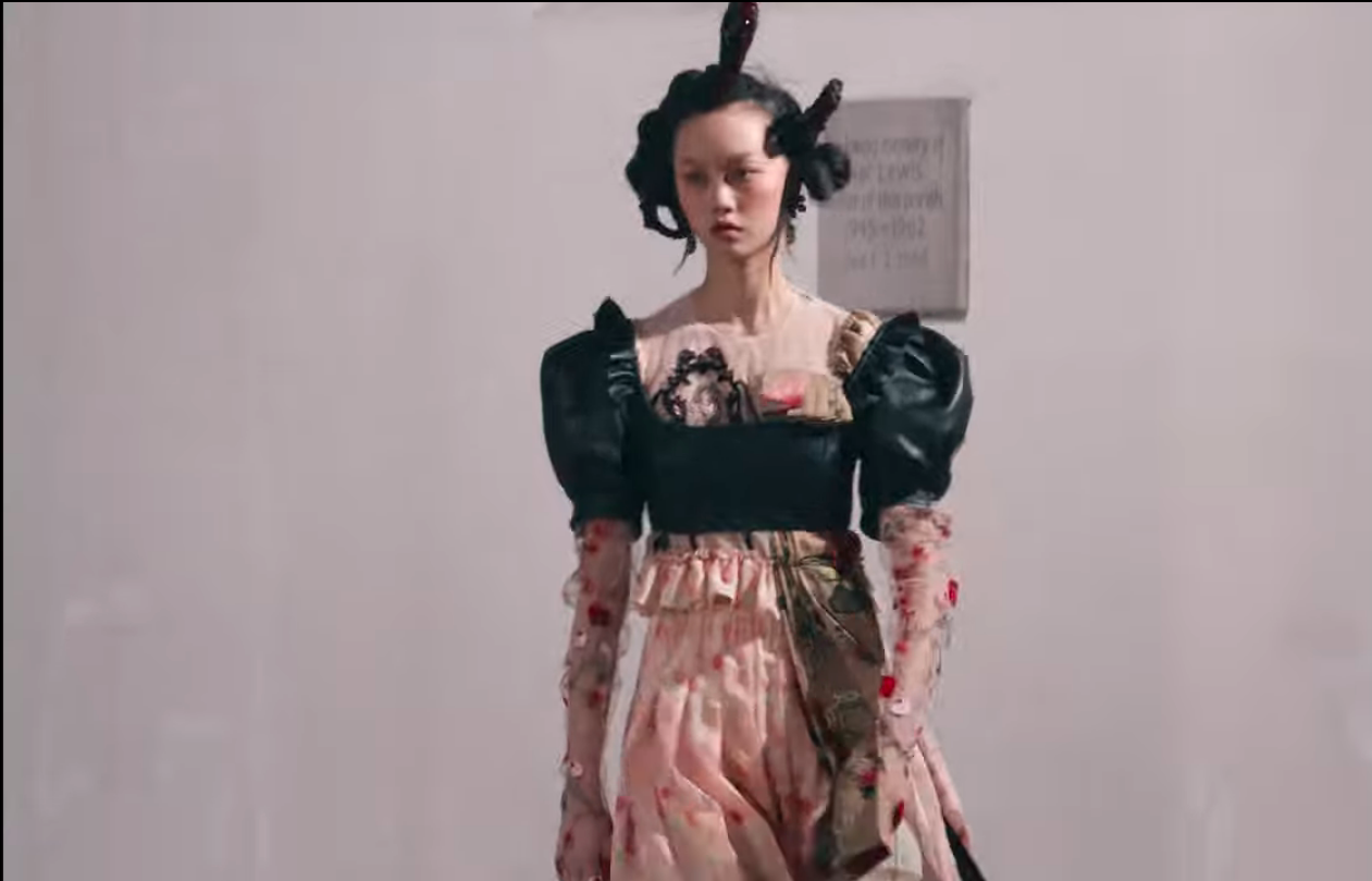 Simone Rocha Fragile Rebel Fall 2021
