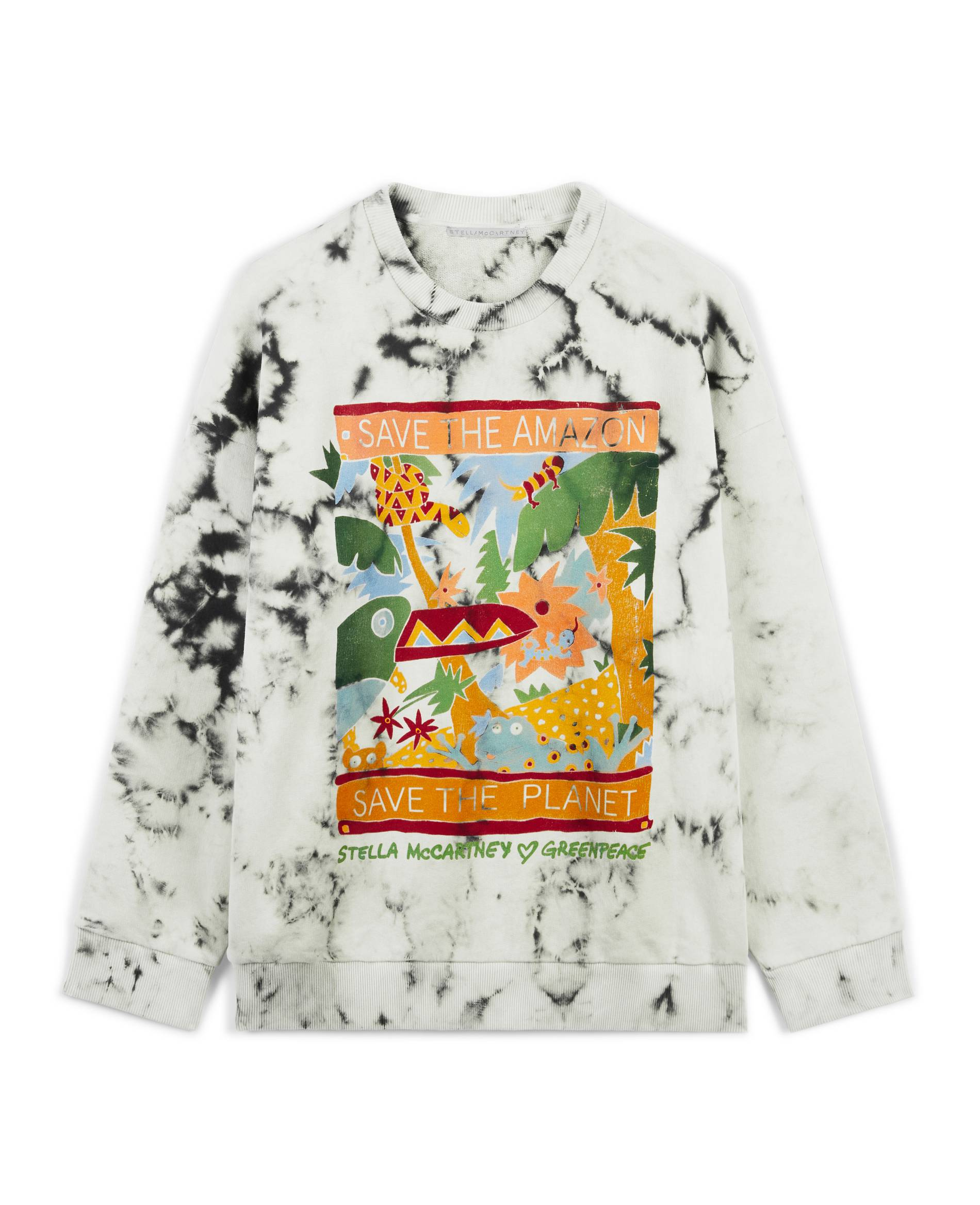 stella mccartney greenpeace capsule