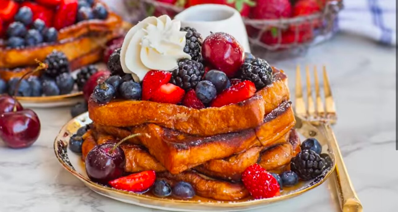 Tatyana Nesteruk's Everyday Food Best French Toast Recipe