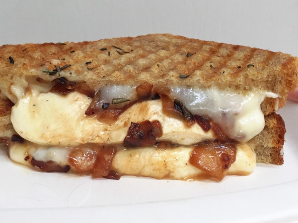 5 - 6 Gourmet Takes on Grilled Cheese You Can't Miss