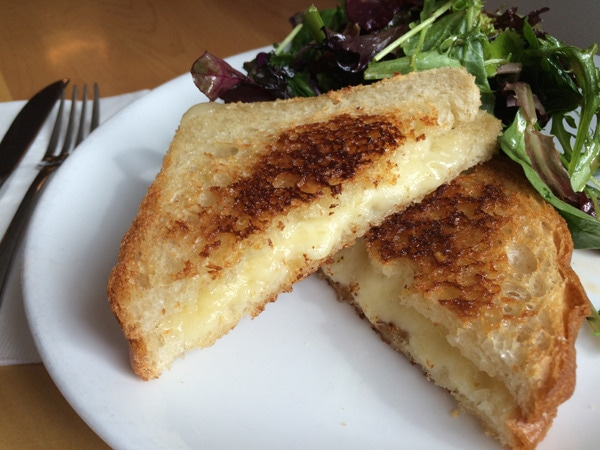 2 - 6 Gourmet Takes on Grilled Cheese You Can't Miss