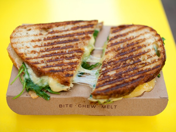 1 - 6 Gourmet Takes on Grilled Cheese You Can't Miss